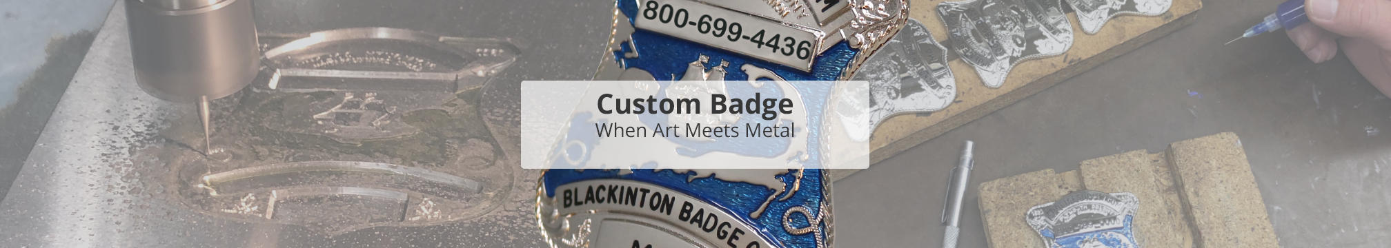 Custom Badge