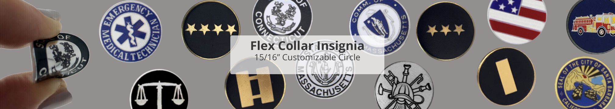 Flex collar Insignia