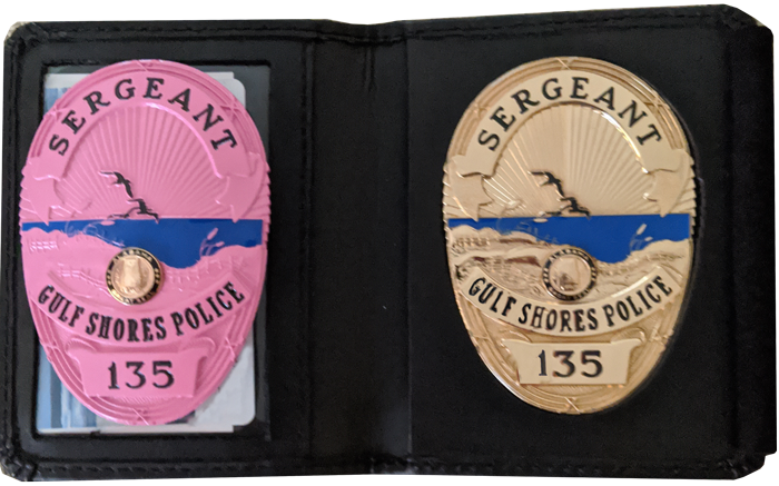 Breast Cancer Badge