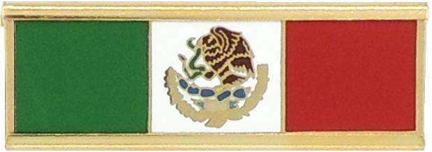 Mexico Commendation Bar