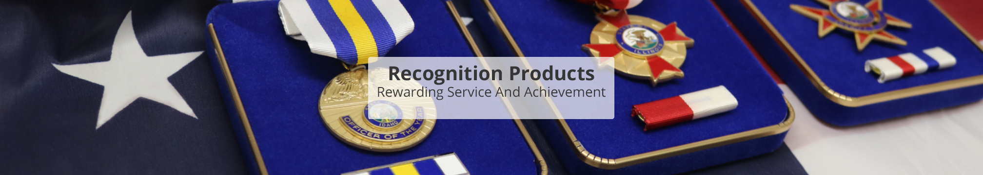 Recognition Products