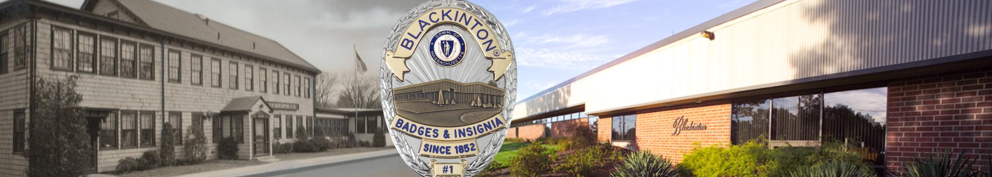 Public Safety Badges